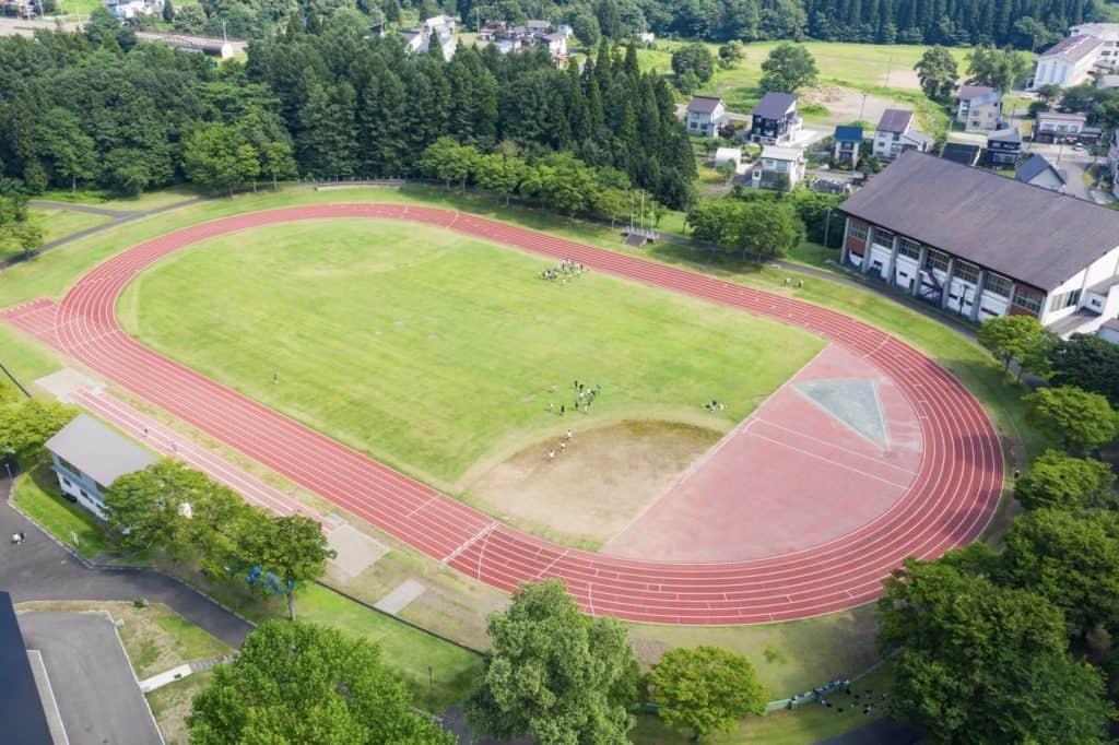 妙高高原スポーツ公園ランニングコース